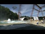 Испытание спускаемого аппарата космического корабля